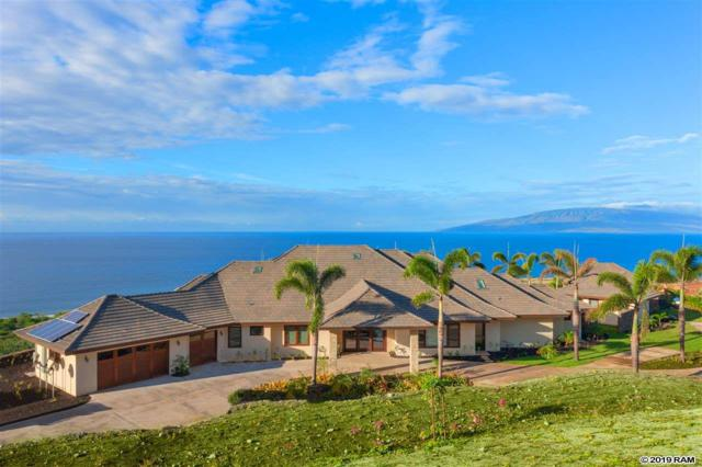 35 Pua Niu Way, Lahaina, HI 96761 (MLS #382457) :: Elite Pacific Properties LLC