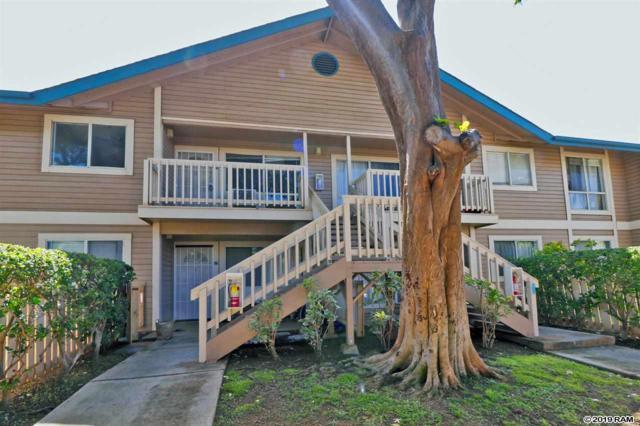 480 Kenolio Rd 17-201, Kihei, HI 96753 (MLS #382459) :: Elite Pacific Properties LLC