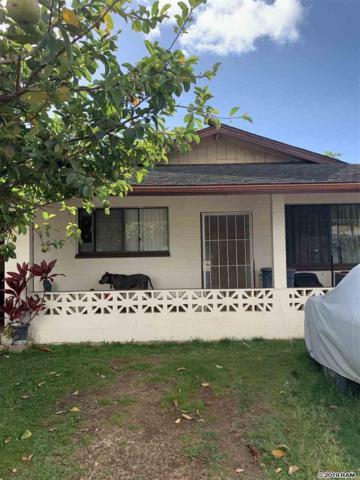 293 Iini Way, Makawao, HI 96768 (MLS #382464) :: Coldwell Banker Island Properties
