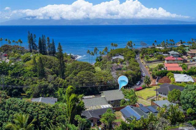 5092 Lower Honoapiilani Rd, Lahaina, HI 96761 (MLS #382508) :: Maui Estates Group