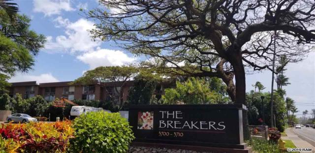 3706 Lower Honoapiilani Rd D-35, Lahaina, HI 96761 (MLS #382511) :: Maui Estates Group