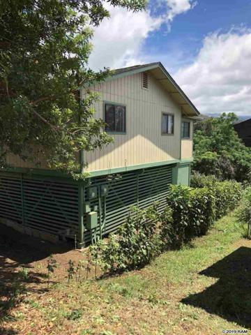 159 Ulana St Maui Uplands, Makawao, HI 96768 (MLS #382513) :: Maui Estates Group