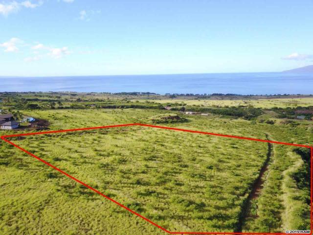 123 Punakea Loop 18A, Lahaina, HI 96761 (MLS #382522) :: Coldwell Banker Island Properties