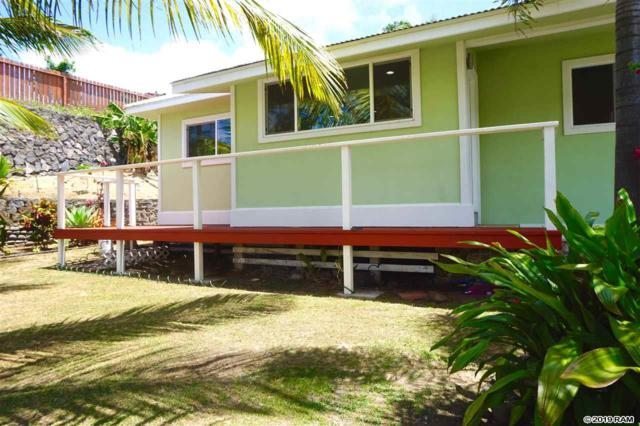 219 S Papa Ave, Kahului, HI 96732 (MLS #382526) :: Coldwell Banker Island Properties