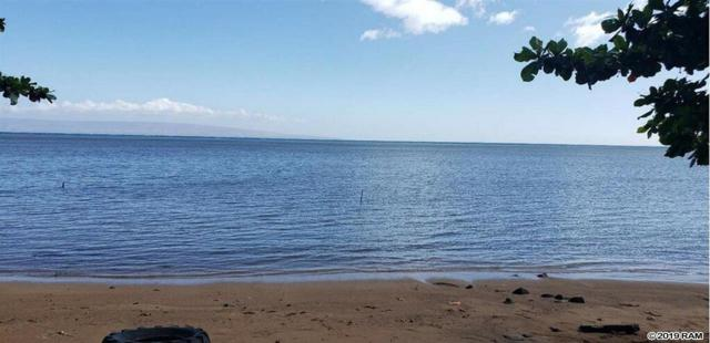 66 Kapaakea Loop, Kaunakakai, HI 96748 (MLS #382550) :: Maui Estates Group