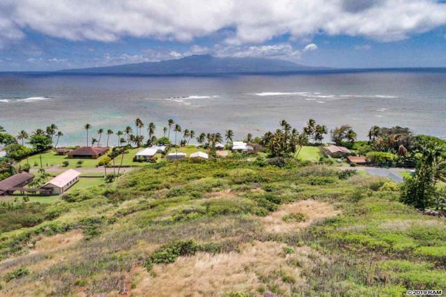 10383 Kamehameha V Hwy, Kaunakakai, HI 96748 (MLS #382557) :: Coldwell Banker Island Properties