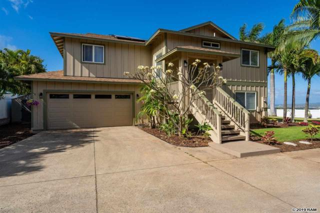 1065 Ulu Kanu St, Wailuku, HI 96793 (MLS #382559) :: Coldwell Banker Island Properties