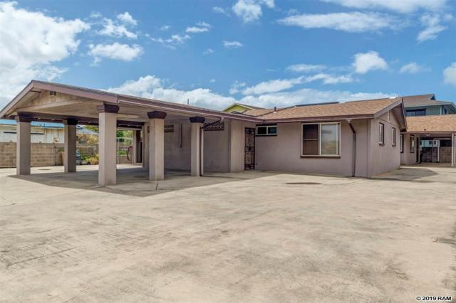 622 S Papa Ave, Kahului, HI 96732 (MLS #382560) :: Coldwell Banker Island Properties