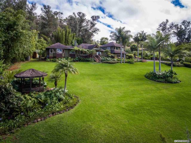 1879 & 1875 Olinda Rd 1879 & 1875  Ol, Makawao, HI 96768 (MLS #382569) :: Elite Pacific Properties LLC