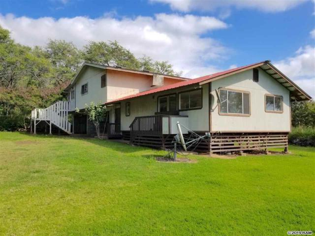 7337 Kamehameha V Hwy, Kaunakakai, HI 96748 (MLS #382572) :: Coldwell Banker Island Properties