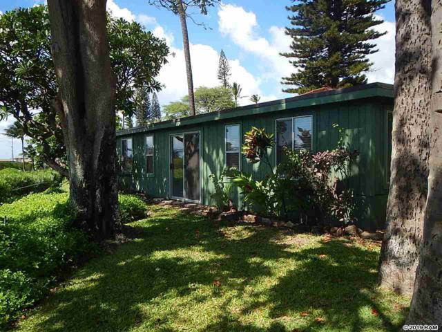 2750 Kalapu Dr #35, Lahaina, HI 96761 (MLS #382574) :: Maui Estates Group