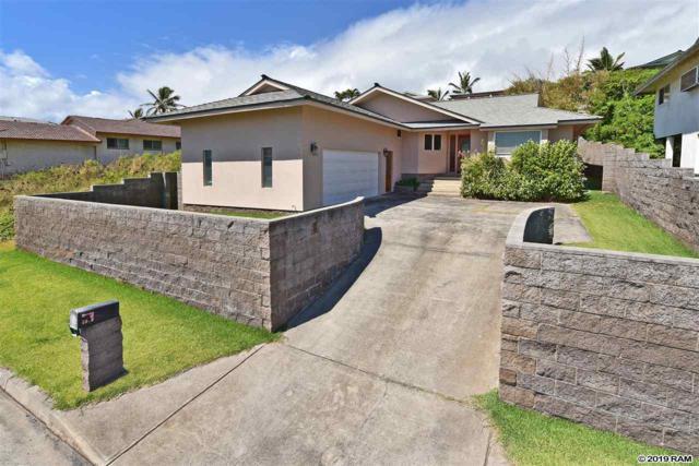 1379 Hiahia St, Wailuku, HI 96793 (MLS #382603) :: Maui Estates Group