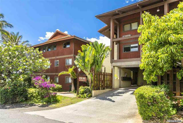 99 Walaka St 2B, Kihei, HI 96753 (MLS #382604) :: Maui Estates Group