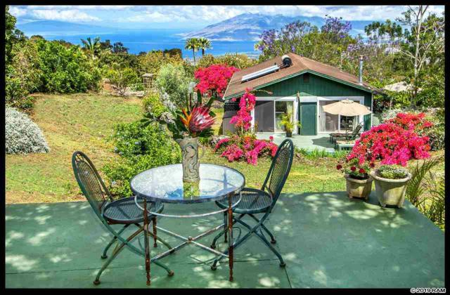 10875 Kula Hwy, Kula, HI 96790 (MLS #382608) :: Coldwell Banker Island Properties