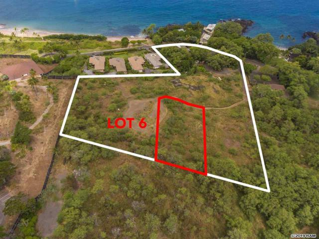 5405 Makena Rd Lot 6, Kihei, HI 96753 (MLS #382616) :: Maui Estates Group