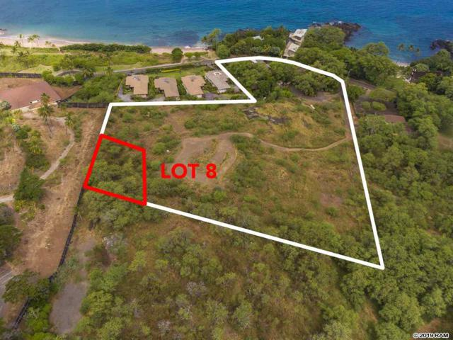5405 Makena Rd Lot 8, Kihei, HI 96753 (MLS #382619) :: Maui Estates Group