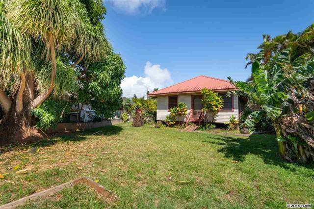 502 Pili Loko St, Paia, HI 96779 (MLS #382620) :: Maui Estates Group