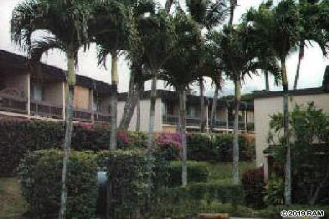 120 Hui F Rd H3, Lahaina, HI 96761 (MLS #382622) :: Maui Estates Group