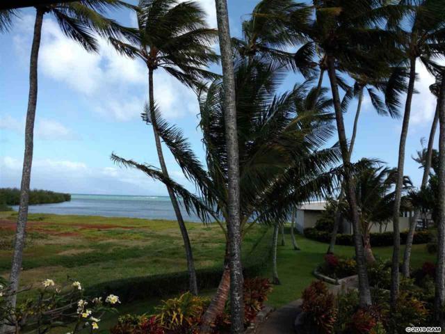 7142 Kamehameha V Hwy C204, Kaunakakai, HI 96748 (MLS #382624) :: Maui Estates Group