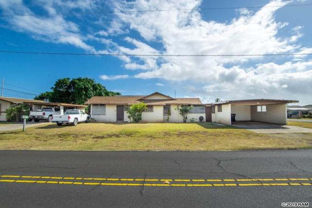 259 Moali St, Kahului, HI 96732 (MLS #382634) :: Coldwell Banker Island Properties