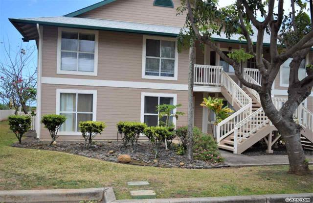 55 Waiaka Ln #101, Wailuku, HI 96793 (MLS #382641) :: Maui Estates Group