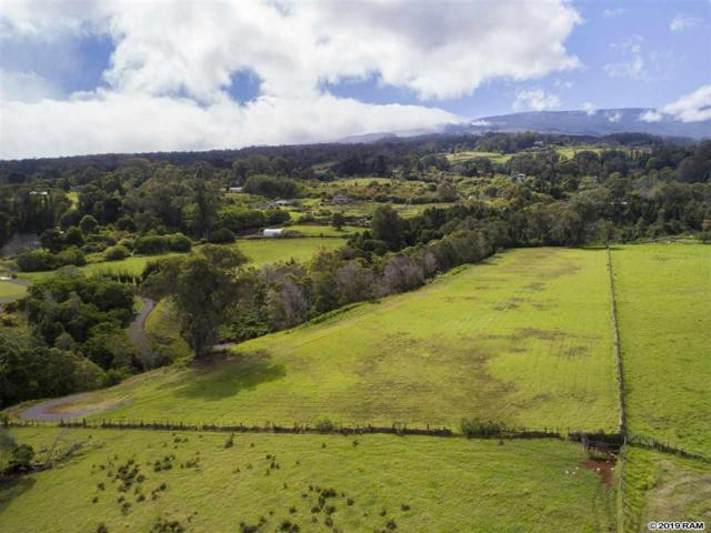 1040 Olinda Rd #3, Makawao, HI 96768 (MLS #382642) :: Maui Estates Group