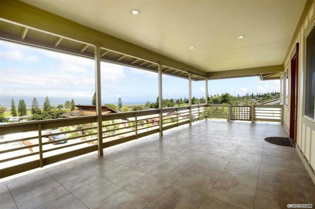 301 Nalani St, Pukalani, HI 96768 (MLS #382645) :: Elite Pacific Properties LLC