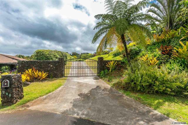 208 Holomakani Pl, Kula, HI 96790 (MLS #382655) :: Coldwell Banker Island Properties