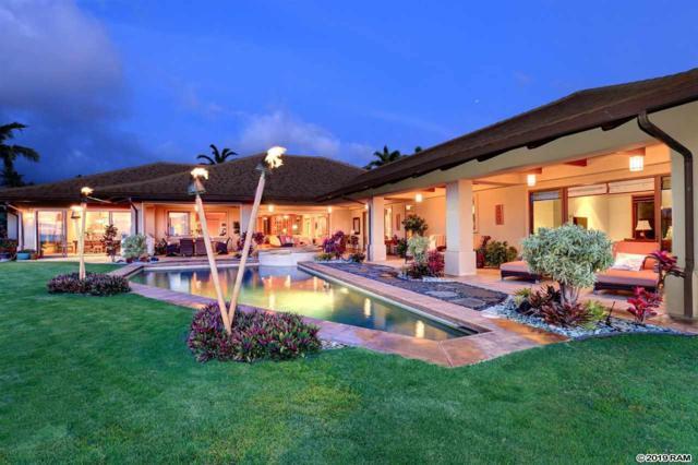 50 Kahua Kai Pl Lot 8, Lahaina, HI 96761 (MLS #382671) :: Coldwell Banker Island Properties