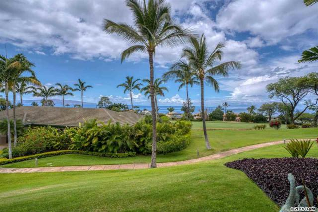 3950 Kalai Waa St L103, Kihei, HI 96753 (MLS #382714) :: Maui Estates Group