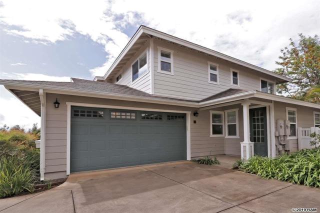 54 Kuinehe Pl #22, Makawao, HI 96768 (MLS #382721) :: Maui Estates Group