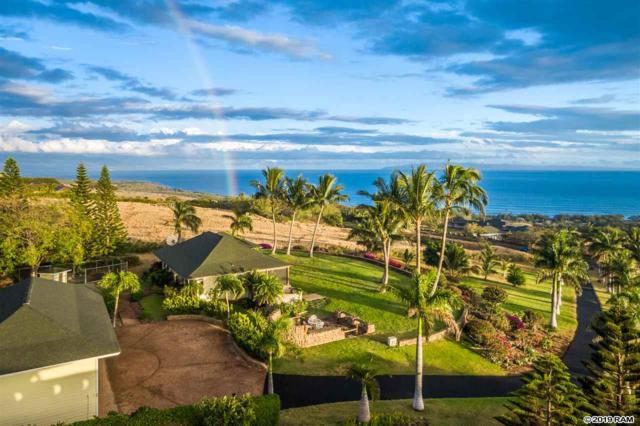 80 Kalai Pl #2, Lahaina, HI 96761 (MLS #382744) :: Elite Pacific Properties LLC