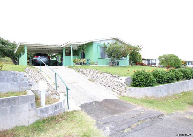 100 Kaiemi St, Kahului, HI 96732 (MLS #382753) :: Coldwell Banker Island Properties