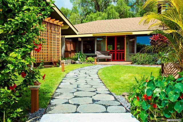 718 Holopuni Rd, Kula, HI 96790 (MLS #382766) :: Coldwell Banker Island Properties