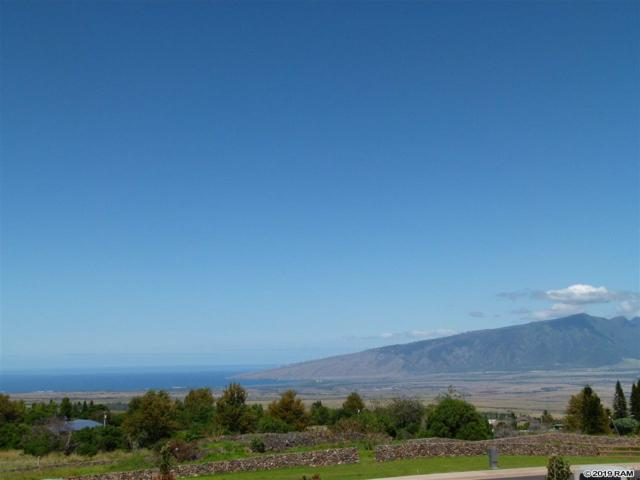 178 Lei'ohu Cir, Pukalani, HI 96768 (MLS #382772) :: Maui Estates Group