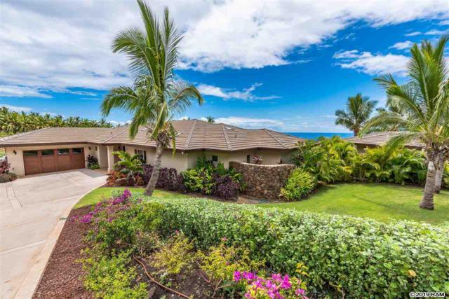 135 Paia Pohaku St, Lahaina, HI 96761 (MLS #382775) :: Coldwell Banker Island Properties