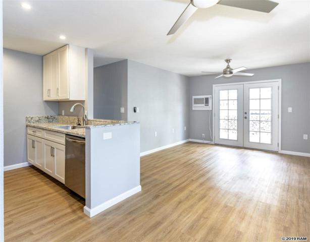 160 Keonekai Rd 26-101, Kihei, HI 96753 (MLS #382776) :: Coldwell Banker Island Properties