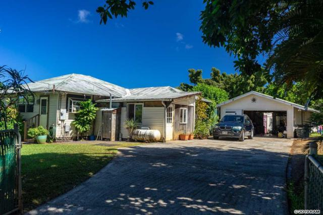 1235-A W Kuiaha Rd, Haiku, HI 96708 (MLS #382781) :: Coldwell Banker Island Properties