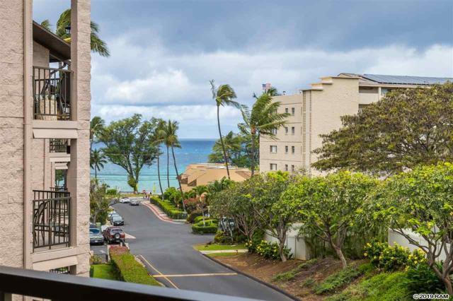 2387 S Kihei Rd A308, Kihei, HI 96753 (MLS #382783) :: Coldwell Banker Island Properties