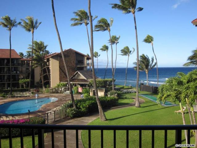 3543 Lower Honoapiilani Rd B309 25A-B, Lahaina, HI 96761 (MLS #382804) :: Elite Pacific Properties LLC