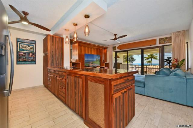 4007 Lower Honoapiilani Rd #115, Lahaina, HI 96761 (MLS #382833) :: Elite Pacific Properties LLC