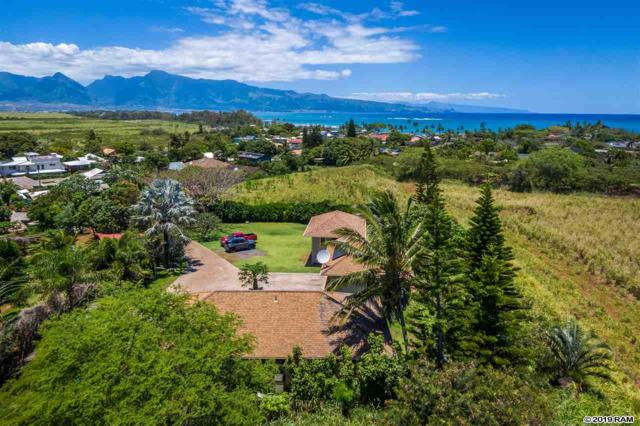 118 & 120 Ulumau Pl, Paia, HI 96779 (MLS #382835) :: Elite Pacific Properties LLC