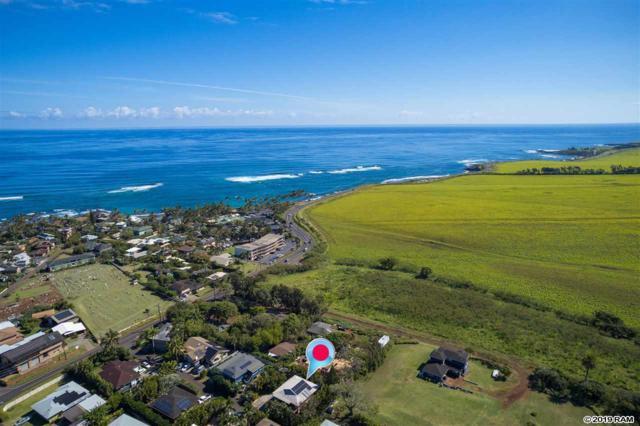 7 Ulumaika Pl, Paia, HI 96779 (MLS #382836) :: Maui Estates Group