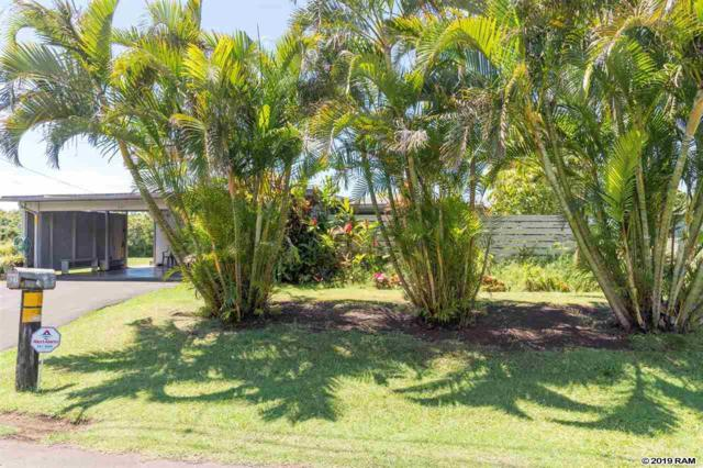 821 Alamuku St, Makawao, HI 96768 (MLS #382840) :: Maui Estates Group