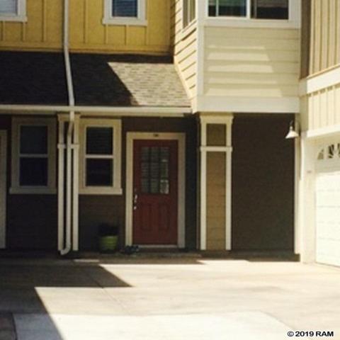 42 E Kuu Aku Ln #410, Lahaina, HI 96761 (MLS #382847) :: Coldwell Banker Island Properties