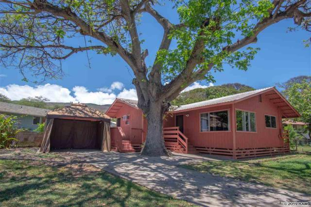 15 Kawela Way, Kaunakakai, HI 96748 (MLS #382857) :: Coldwell Banker Island Properties
