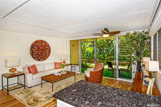 2495 S Kihei Rd #132, Kihei, HI 96753 (MLS #382868) :: Maui Estates Group