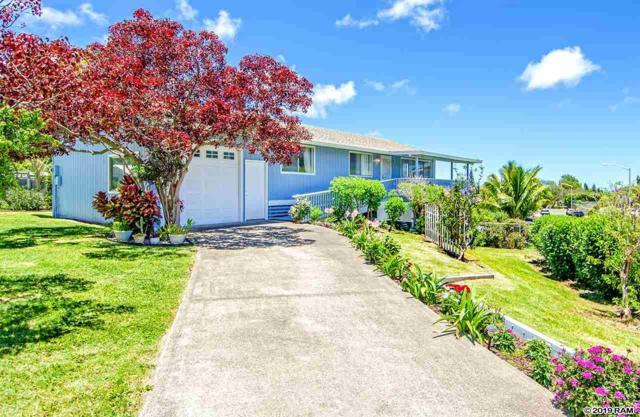 19 Munoz St, Pukalani, HI 96768 (MLS #382870) :: Maui Estates Group