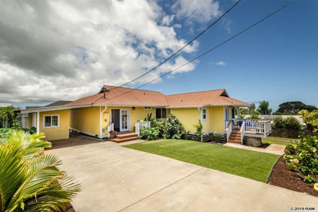 34 Ai St, Makawao, HI 96768 (MLS #382892) :: Maui Estates Group