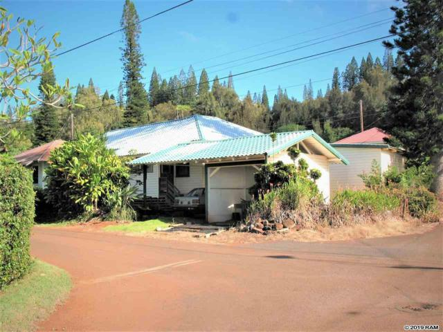 1172 Olapa St, Lanai City, HI 96763 (MLS #382907) :: Elite Pacific Properties LLC